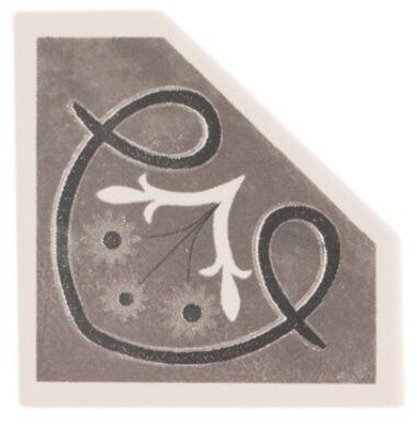 Esq. Cementi Otto Flo 8,5x8,5(021M56)