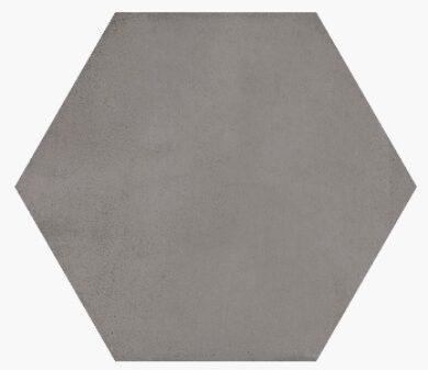 Hexagono Bampton Grafito 26,6x23(46EH)