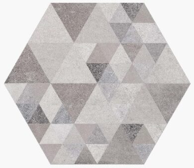 Hexagono Benenden Sombra 26,6x23(46EK)