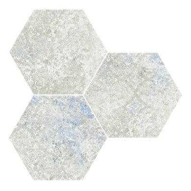 Emotion Grey Natural Hexagon 25x29(8431940385551)