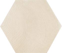 Hexawood  White 20x17,5