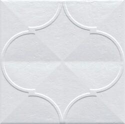 Pashtun Blanco 20x20