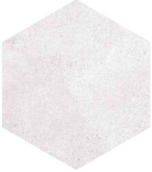 Hexagono Rift Blanco 26,6x23