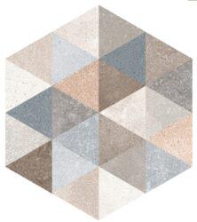 Hexagono Fingal 26,6x23