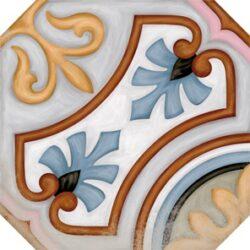 Octogono Diglas Multicolor 20x20-oktogony 20x20, součástí balení nejsou rohové kostičky Taco Dome - nutno doobjednat samostatně - možnost volby jejich barevného provedení