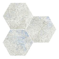 Emotion Grey Natural Hexagon 25x29                                              -v balení náhodný mix dekorů
