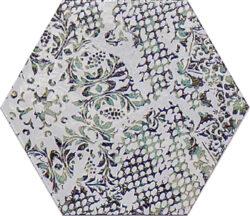 Inedita White Nat. Hexagon 25x29(8431940387616)
