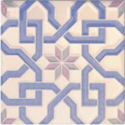 Damas Azul 15x15