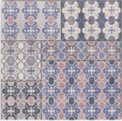 Decor Carpet Blu 20x20