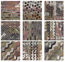 Decor Waves 20x20-v každém balení náhodná sestava různých motivů